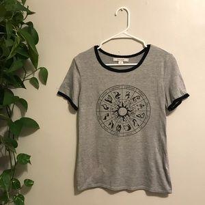 Zodiac T Shirt Adam Levine Size Small